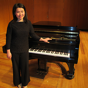 Siyuan Li, first place winner